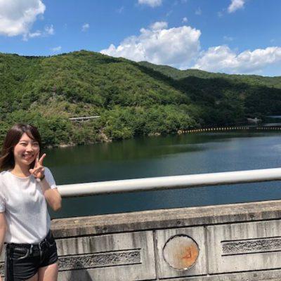 ★八塔寺川ダム★