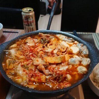 ★キムチ鍋★