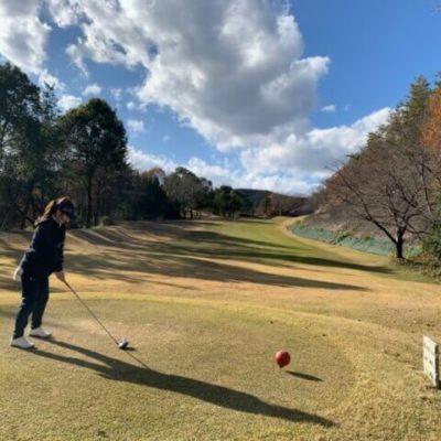 ★ゴルフデビュー★