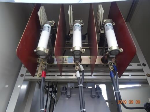 高圧交流負荷開閉器